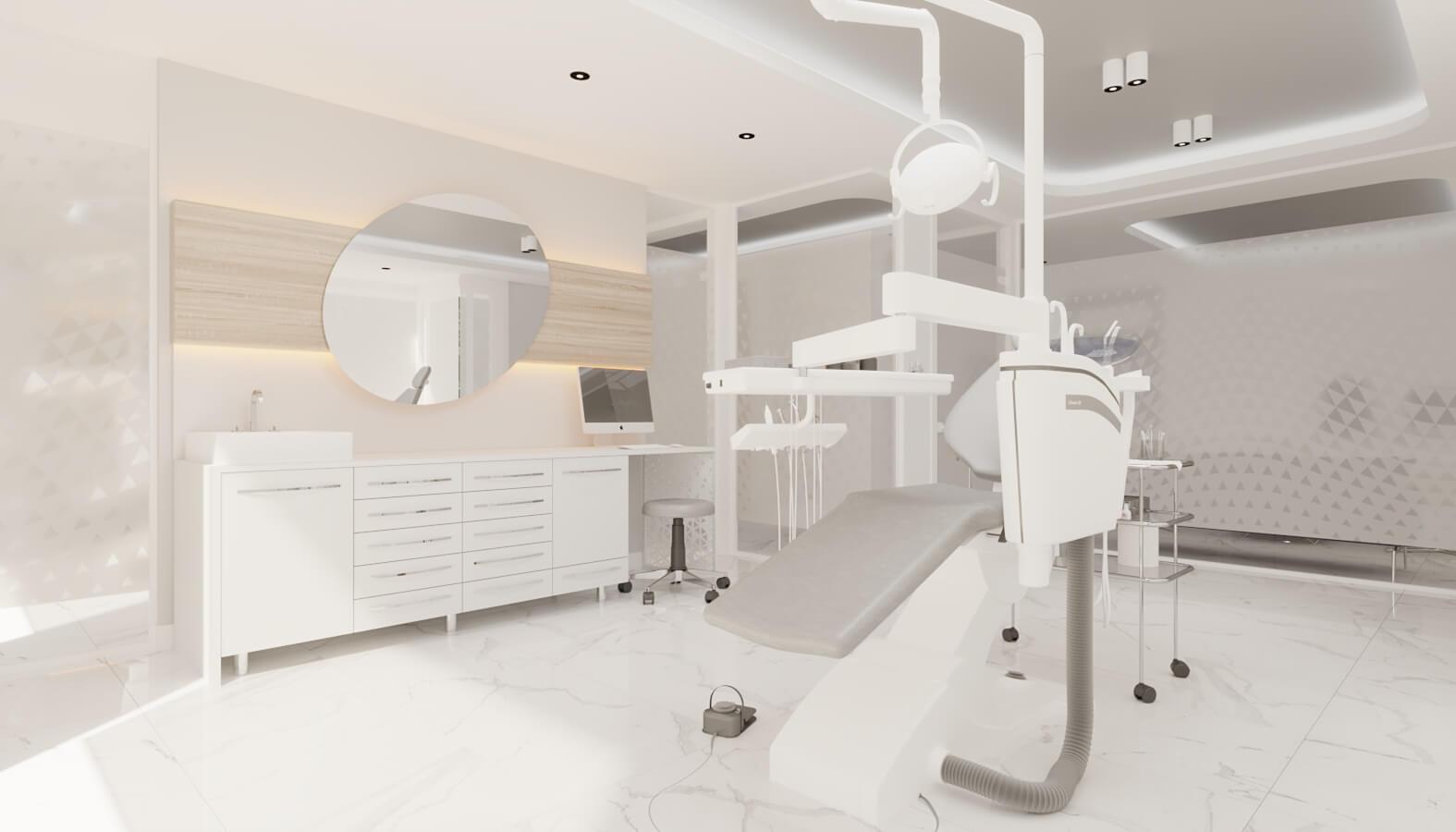 Surgery Clinic 4562 Ankara Dental Clinic Design Healthcare