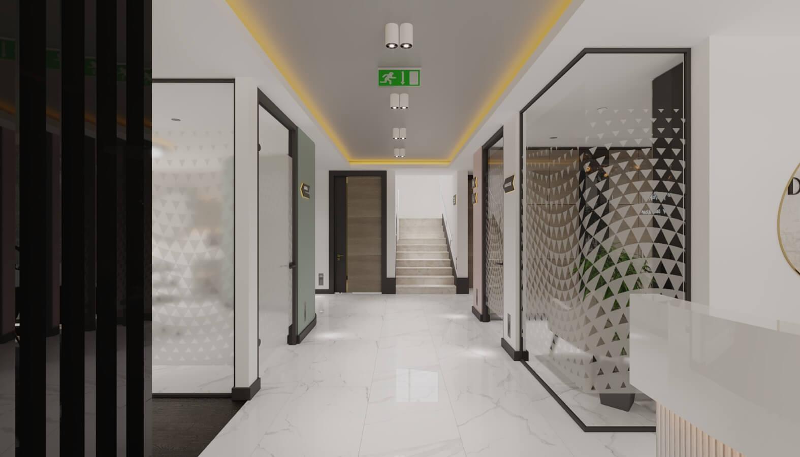 Surgery Clinic 4564 Ankara Dental Clinic Design Healthcare