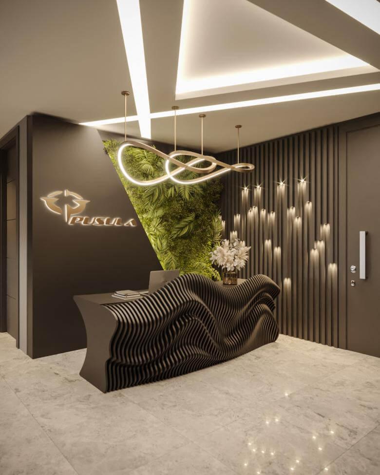 office design 4586 Mahall Ankara Offices