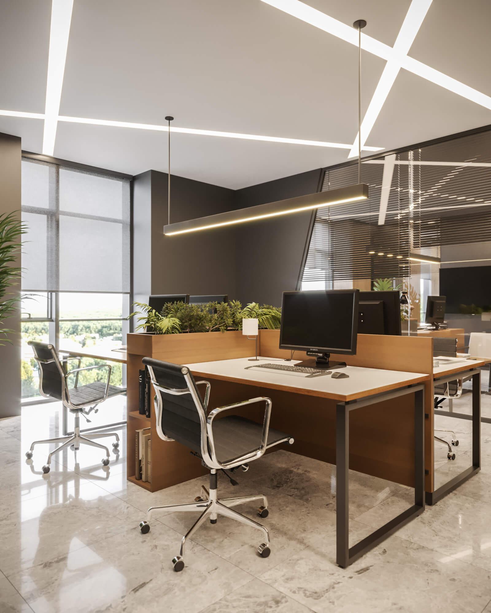 office design 4590 Mahall Ankara Offices