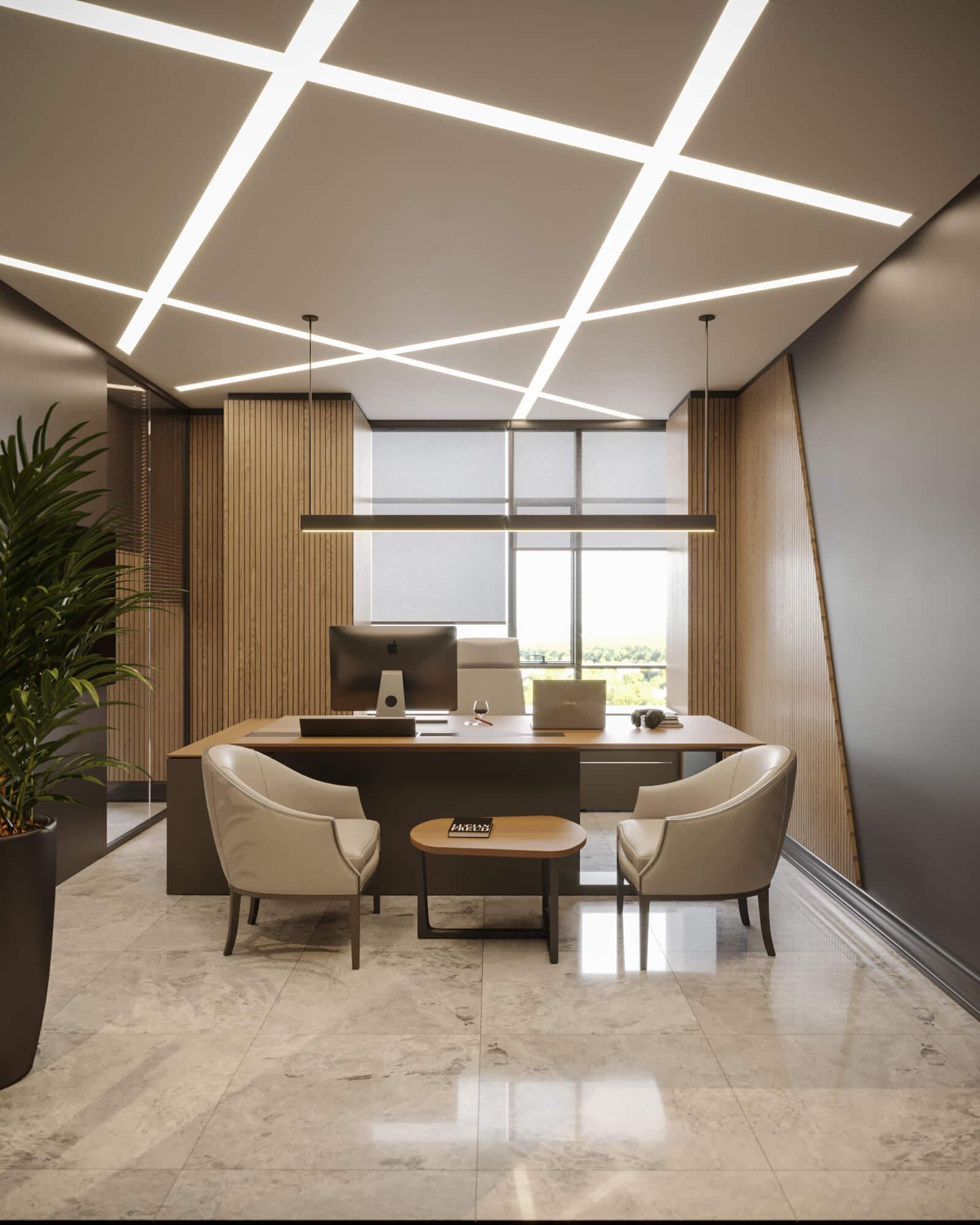 office design 4593 Mahall Ankara Offices