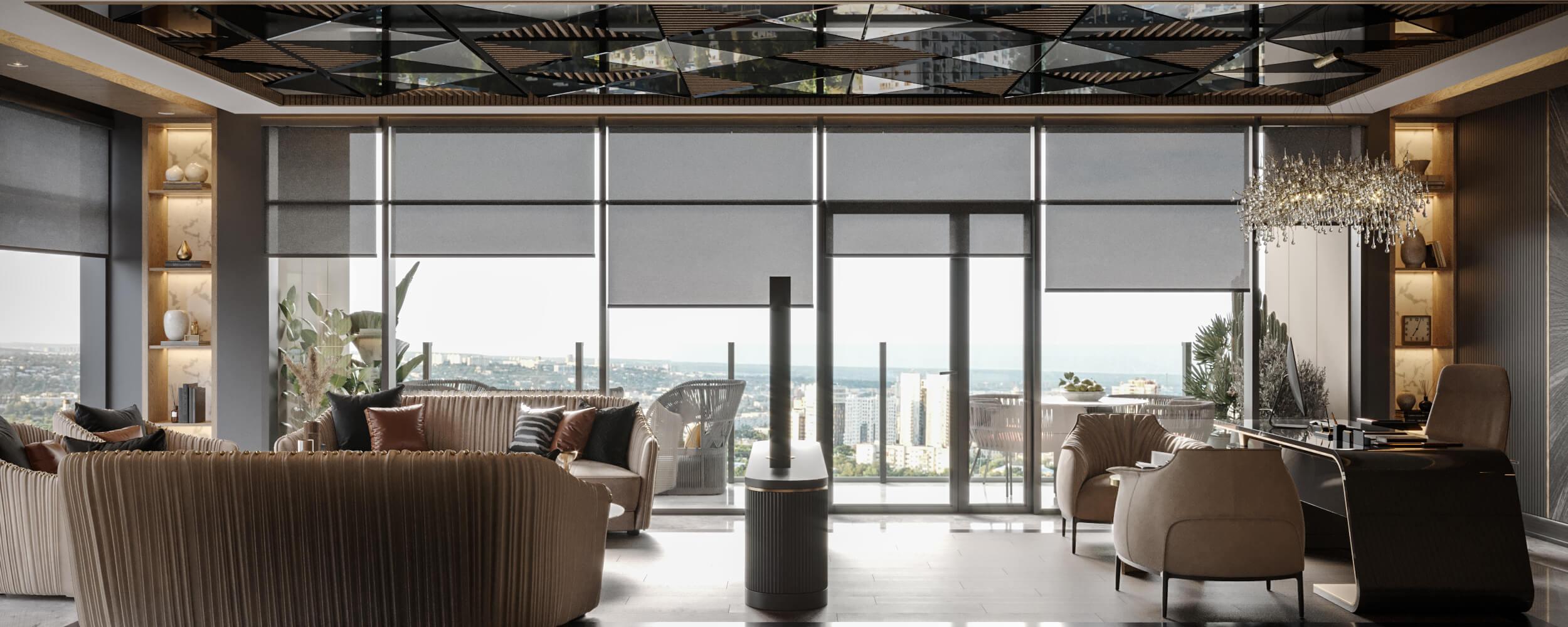 office design 4596 Mahall Ankara Offices