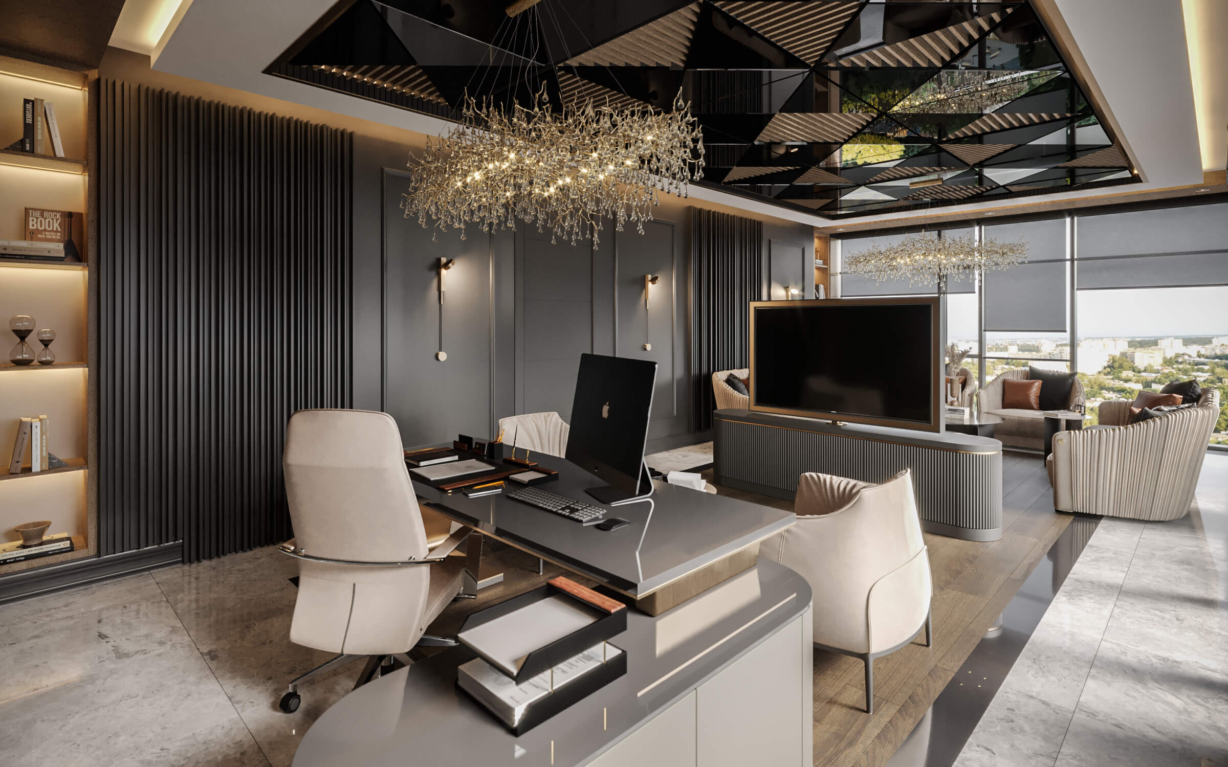office design 4599 Mahall Ankara Offices