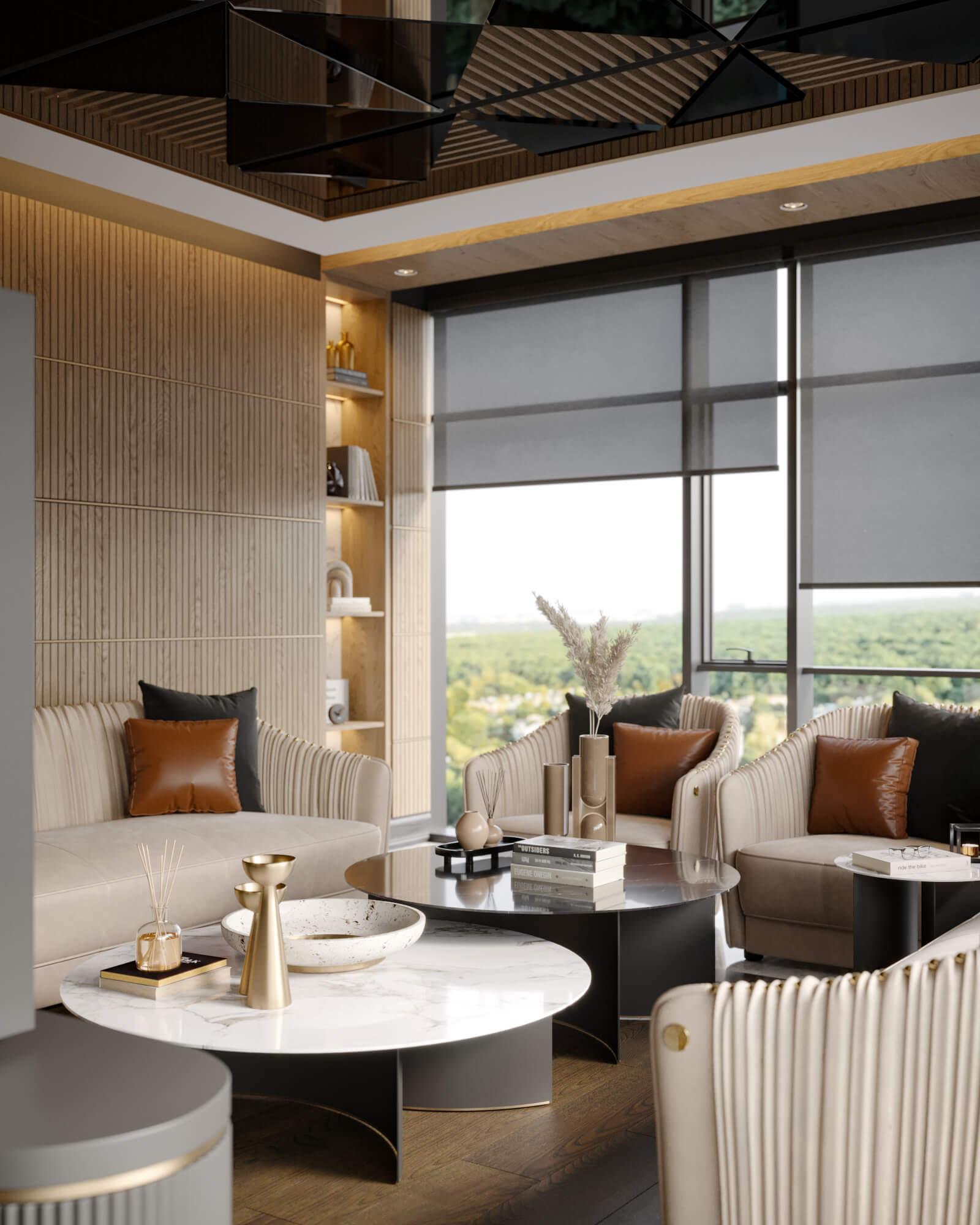 office design 4602 Mahall Ankara Offices